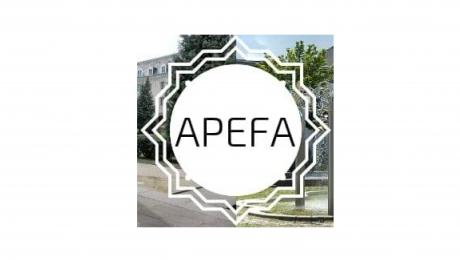 Logo de l'association APEFA